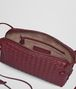 BOTTEGA VENETA MESSENGER BAG IN BAROLO INTRECCIATO NAPPA Crossbody bag Woman dp
