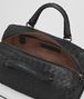 BOTTEGA VENETA MINI TOP HANDLE BAG IN NERO INTRECCIATO NAPPA Top Handle Bag D dp