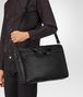 BOTTEGA VENETA BRIEFCASE IN NERO INTRECCIATO VN Business bag Man lp