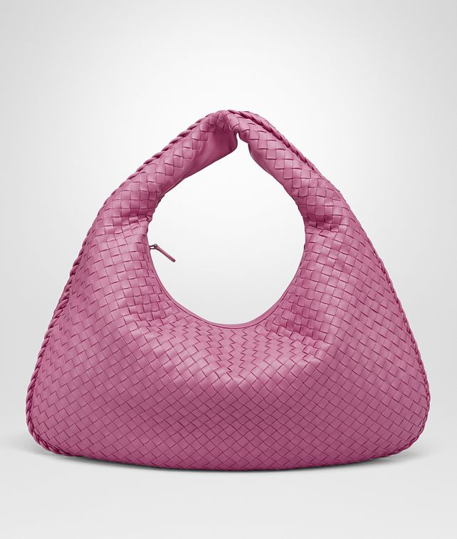 0d3d14dfecb7 Bottega Veneta® - LARGE VENETA BAG IN PEONY INTRECCIATO NAPPA ‎