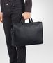 BOTTEGA VENETA PRUSSE INTRECCIATO CALF BRIEFCASE Business bag Man ap