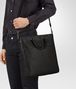 BOTTEGA VENETA TOTE BAG IN NERO INTRECCIATO VN Tote Bag Man lp