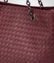 BOTTEGA VENETA BAROLO INTRECCIATO NAPPA TOTE Top Handle Bag Woman ep