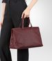 BOTTEGA VENETA LARGE TOP HANDLE BAG IN BAROLO INTRECCIATO NAPPA Top Handle Bag D ap