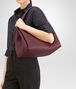 BOTTEGA VENETA BORSA PARACHUTE MEDIA IN INTRECCIATO NAPPA BAROLO Shoulder Bag Donna ap