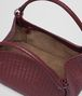 BOTTEGA VENETA PARACHUTE BAG IN BAROLO INTRECCIATO NAPPA Shoulder Bag Woman dp
