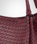 BOTTEGA VENETA BORSA PARACHUTE MEDIA IN INTRECCIATO NAPPA BAROLO Shoulder Bag Donna ep