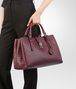 BOTTEGA VENETA MEDIUM ROMA BAG IN BAROLO INTRECCIATO CALF Top Handle Bag D ap