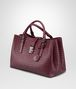 BOTTEGA VENETA BAROLO INTRECCIATO CALF MEDIUM ROMA BAG Top Handle Bag D rp