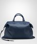 BOTTEGA VENETA MAXI CONVERTIBLE BAG IN PACIFIC INTRECCIATO NAPPA Top Handle Bag Woman fp