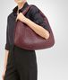 BOTTEGA VENETA GROSSE VENETA TASCHE AUS INTRECCIATO NAPPA IN BAROLO Shoulder Bag Damen ap