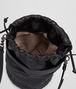 BOTTEGA VENETA BUCKET BAG IN NERO INTRECCIATO CALF AND NAPPA Crossbody bag Woman dp
