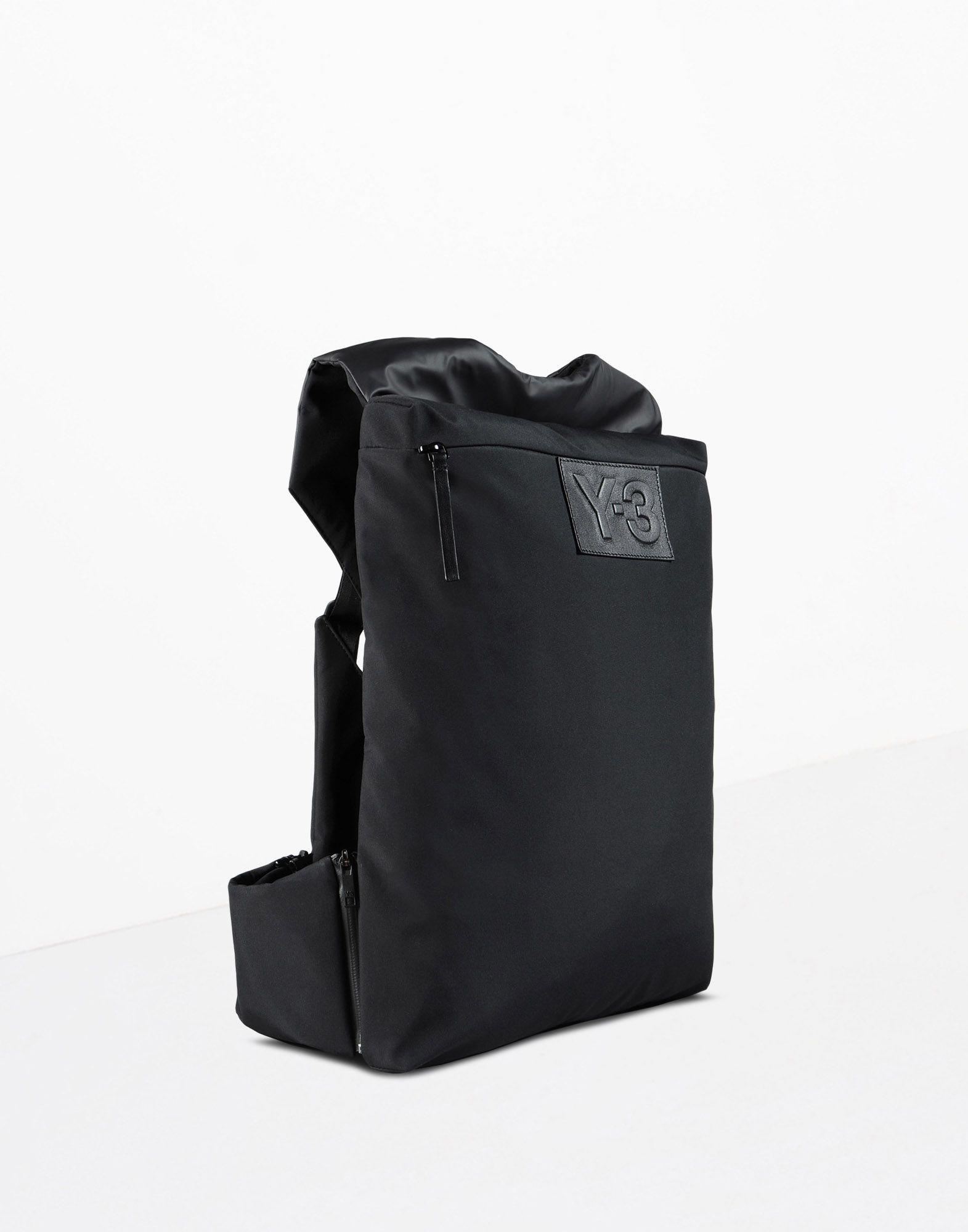 ... Y-3 Y-3 QASA VEST Backpack E d ... fa8b0253c3a38