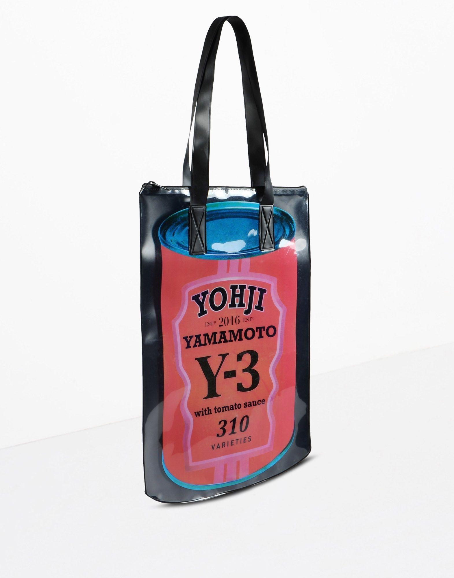 Y 3 Cans Zip Bag E