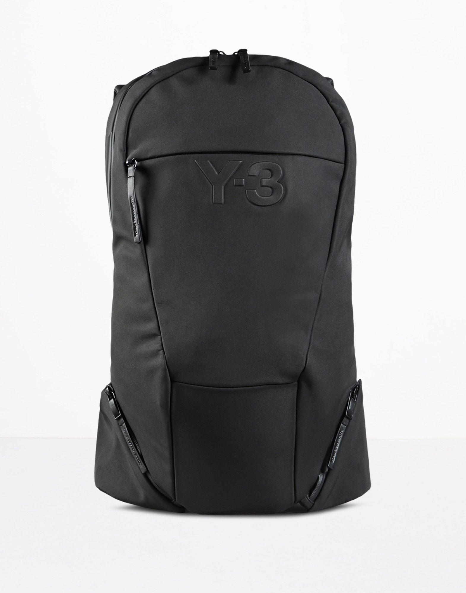 ... Y-3 Y-3 VEST BACKPACK LARGE Backpack E f ... 750210a0e3245