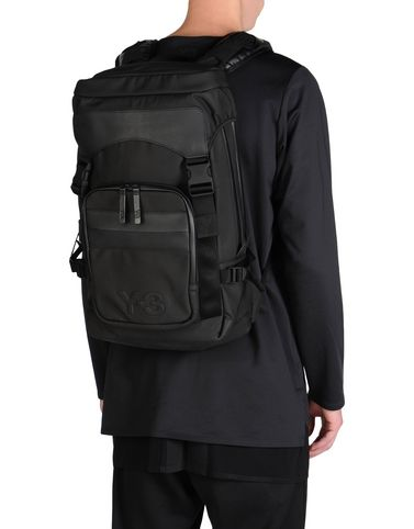 Y-3 ULTRATECH BACKPACK BAGS woman Y-3 adidas