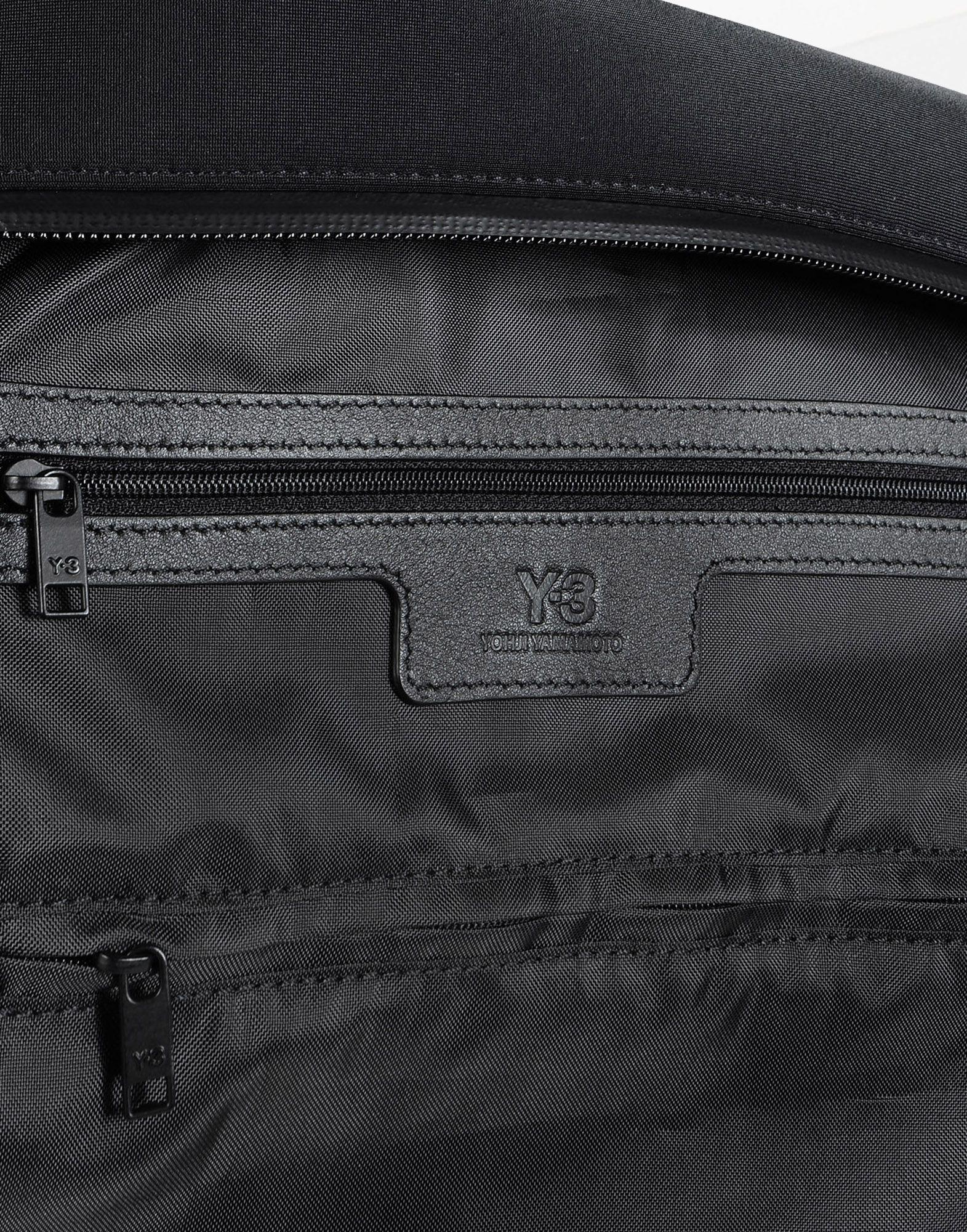 7dbb5a8025 Y-3 Y-3 QASA GYMBAG Gym bag E ...