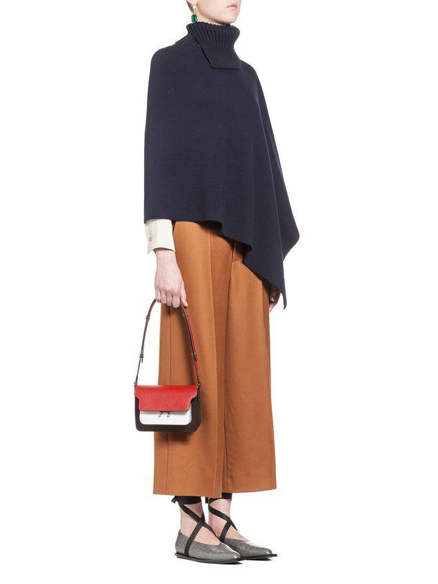 Marni MINI TRUNK bag in calfskin leather Woman - 5