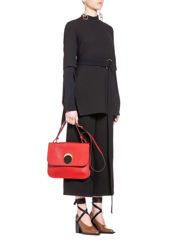 Marni POIS bag in calfskin Woman - 5