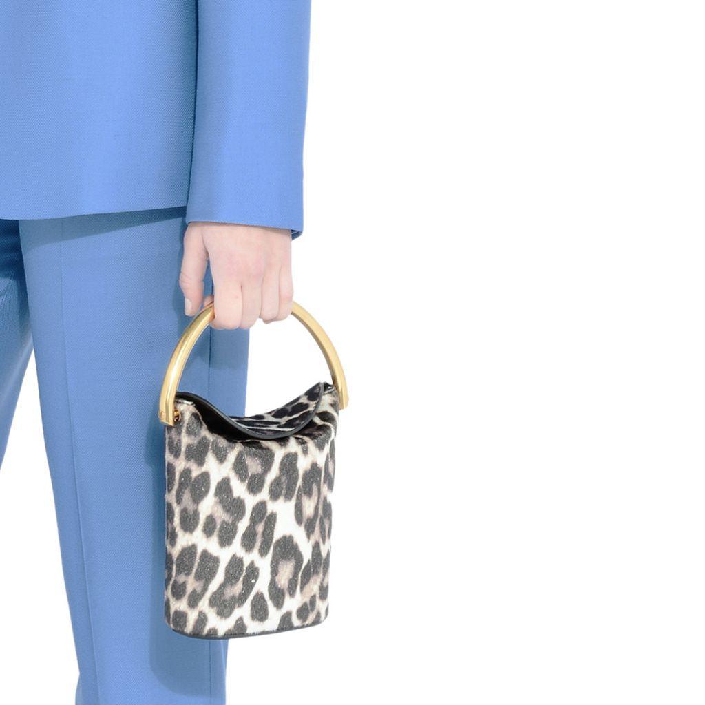 Blonde Alter Pony Shoulder Bag - STELLA MCCARTNEY