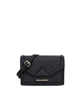 KARL LAGERFELD K/KLASSIK SUPER MINI CROSSBODY