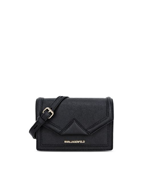 KARL LAGERFELD K/KLASSIK SUPER MINI CROSSBODY 12_f