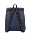 KARL LAGERFELD K/KUILTED TWEED BACKPACK 8_r