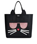 K/KOCKTAIL CHOUPETTE SHOPPER