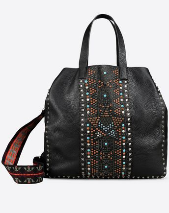 VALENTINO Bolso Tote Native Couture 45312704PD