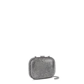 Falabella Crystal Stones Clutch Bag