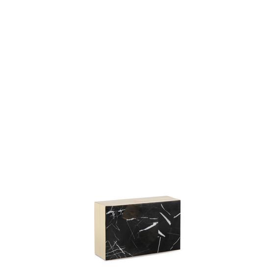 Black Stones Clutch Bag