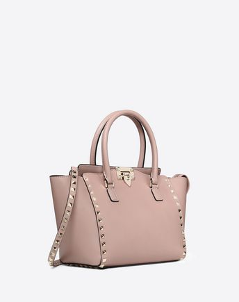 VALENTINO GARAVANI HANDBAG D Candystud Top Handle Bag r