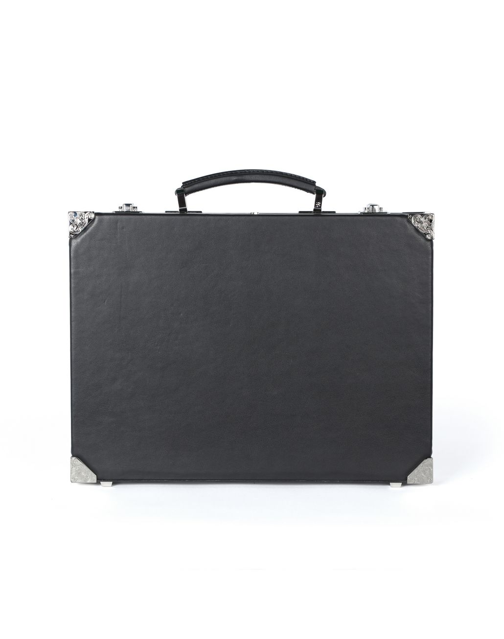 BRIONI Ultra-thin Hard Case in calfskin Business bag Man f