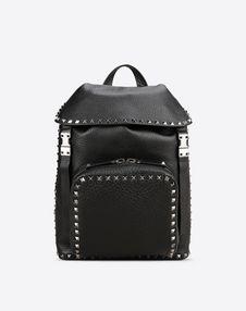 VALENTINO GARAVANI UOMO Backpack U Rockstud Backpack f