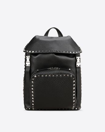 VALENTINO GARAVANI UOMO Backpack U Rockstud Backpack f