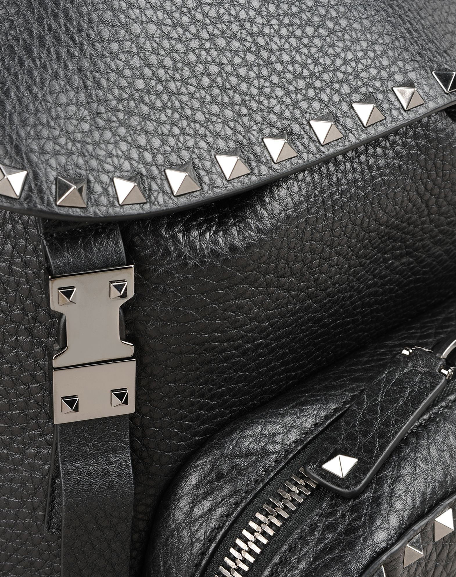 VALENTINO GARAVANI UOMO Rockstud Backpack Backpack U b