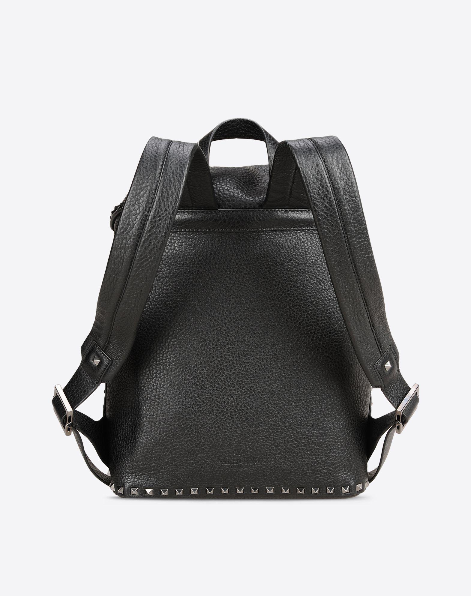 VALENTINO GARAVANI UOMO Rockstud Backpack Backpack U d