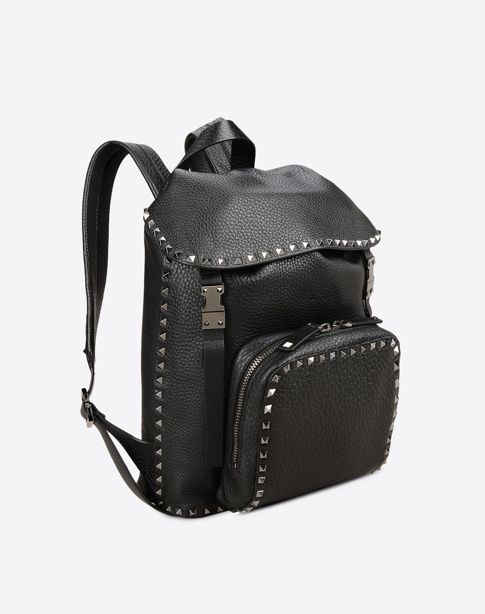VALENTINO GARAVANI UOMO Rockstud Backpack Backpack U r