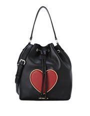Bucket Bag Woman LOVE MOSCHINO