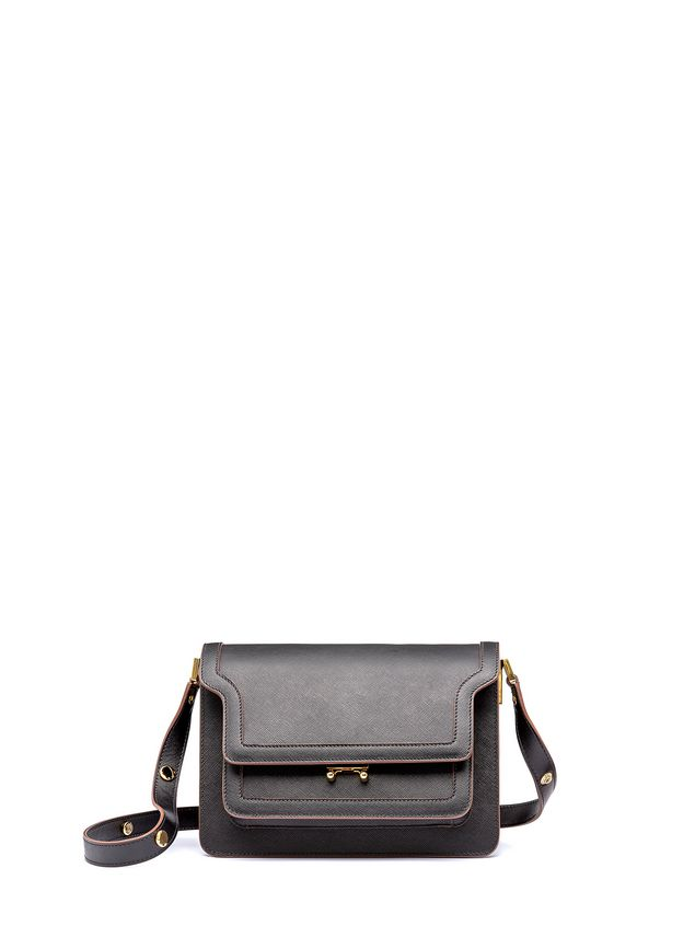 Marni TRUNK bag in Saffiano calfskin Woman - 1