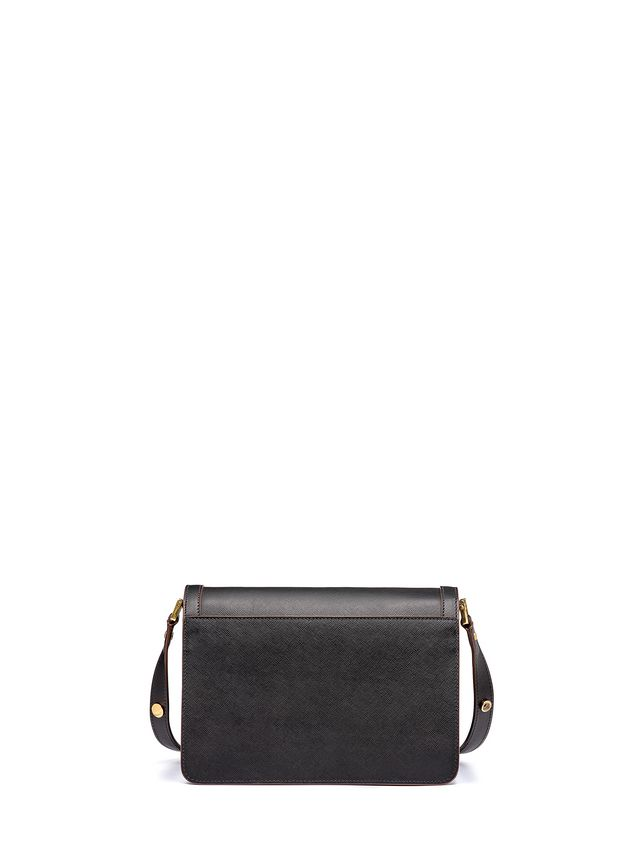 Marni TRUNK bag in Saffiano calfskin Woman - 3