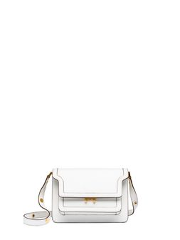 Marni  TRUNK bag in Saffiano calfskin Woman