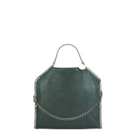 STELLA McCARTNEY Tote bag D Falabella Fold Over Tote in Shaggy Deer f