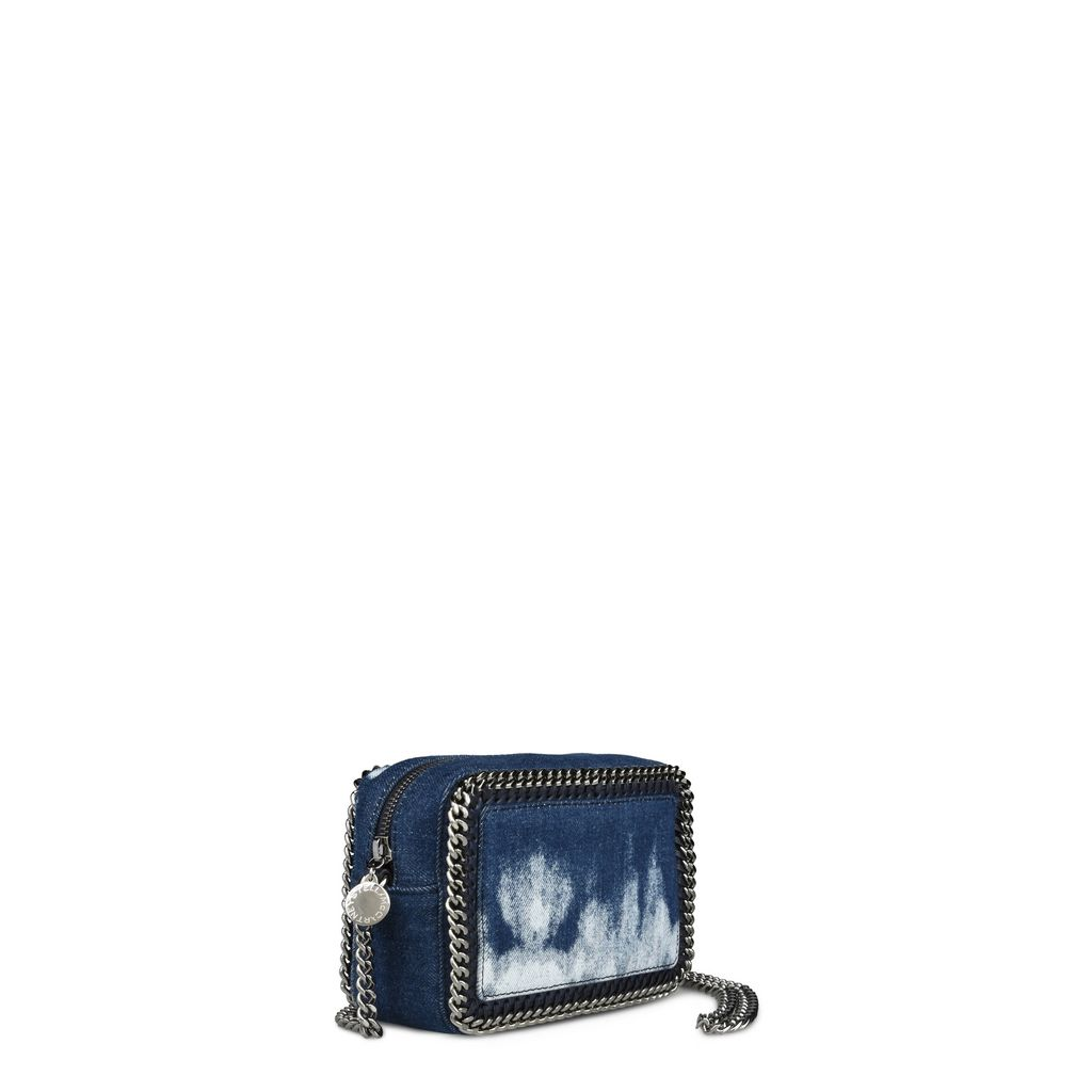 Tie Dye Denim Falabella Cross Body Bag - STELLA MCCARTNEY