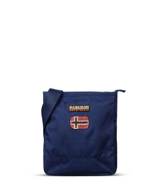NAPAPIJRI HOSSOVER  MAN CROSS BODY BAG,DARK BLUE