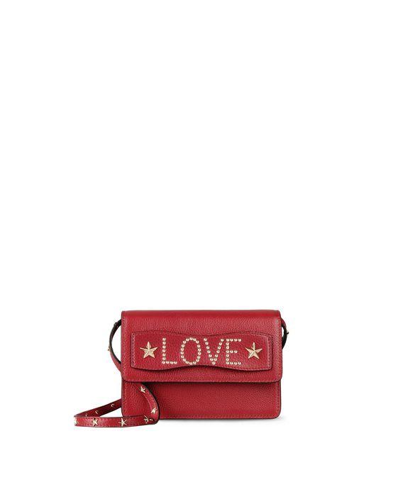 """d269a0cdac REDValentino """"Love"""" Cross Body Bag - Shoulder Bag for Women ..."""