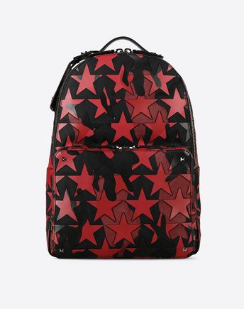 VALENTINO Camustars Backpack  45322624TP