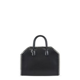 Black Falabella Box Handbag
