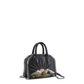 Black Falabella Box Nashville Mini Bag