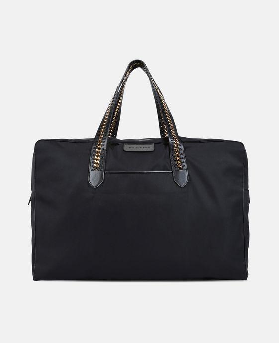 STELLA McCARTNEY Black Falabella GO Travel Bag Travel Bag D c